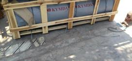 Vận chuyển Nệm Kymdan đi Mỹ bằng đường tàu biển