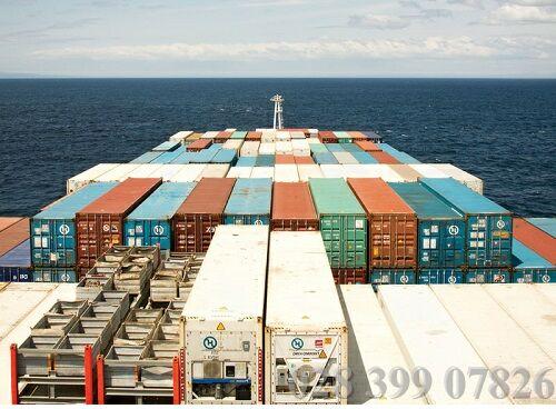 Long Hưng Phát vận chuyển hàng đi úc đường biển