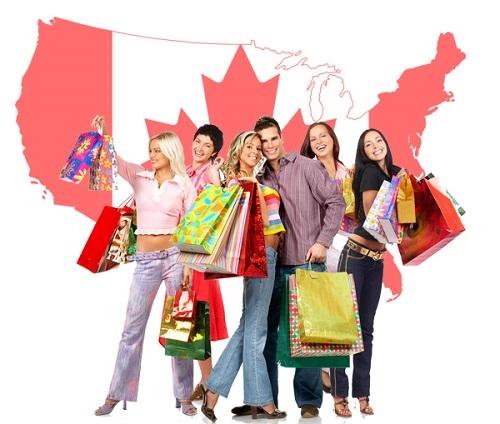 Dịch vụ gửi hàng đi Canada giá rẻ