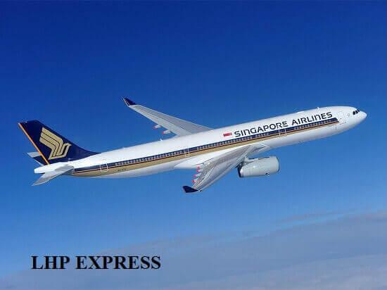 Gửi hàng đi Singapore bằng đường hàng không