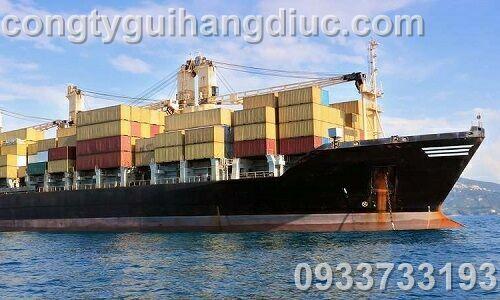 gửi hàng đi úc đường biển tại Hải Phòng giá rẻ