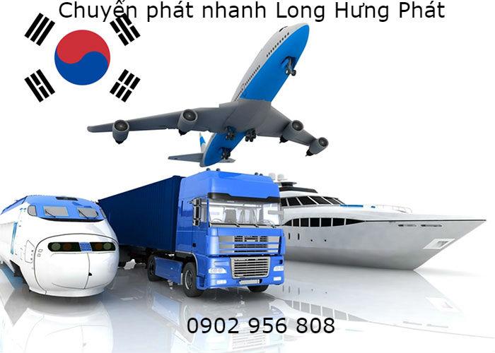 Dịch vụ gửi hàng đi Korea