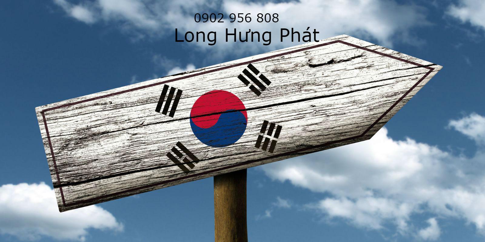 Gửi hàng đi Korea tiết kiệm