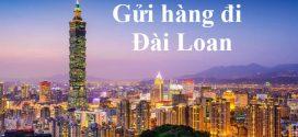 Nhận gửi THỰC PHẨM đi Đài Loan tại Cần Thơ